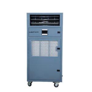 110L/day LUKO FD-A4.5H Floor Standing Industrial Dehumidifier