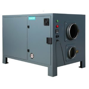 108L/day LUKO FD-D820K Desiccant Dehumidifier