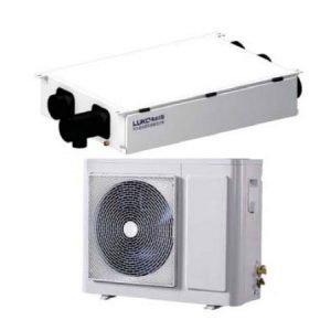 LUKO FD-EQ Series Fresh Air Energy System for Passive Housing